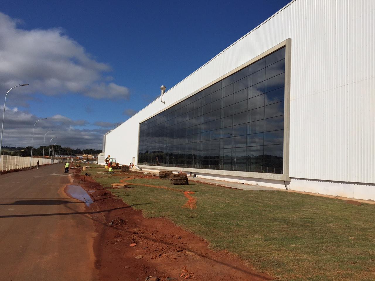 Indústria em Ponta Grossa
