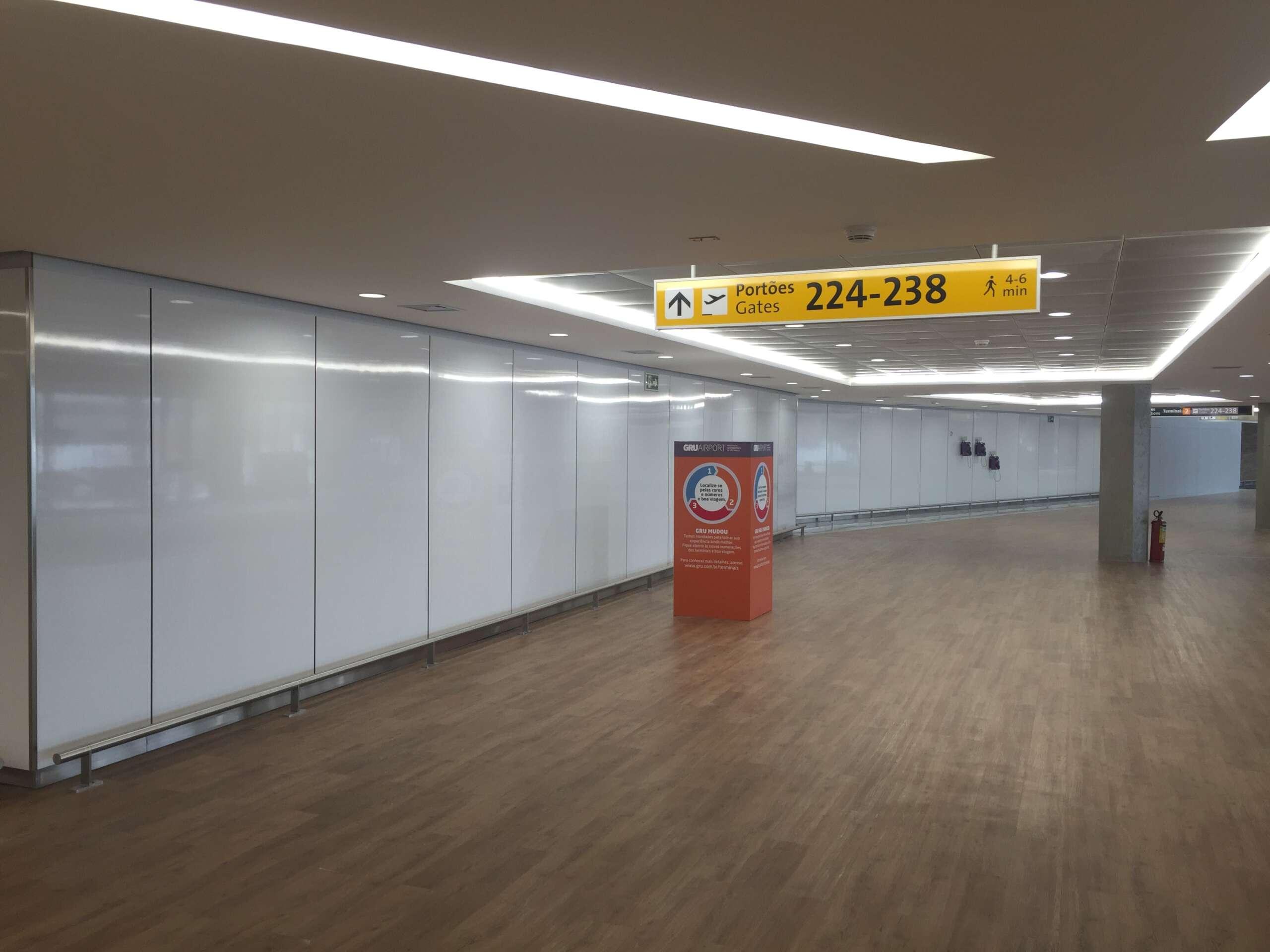 Aeroporto Internacional de São Paulo – GRU Airport – Retrofit